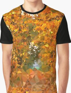 Autumn Painting - Crystallized Art Effect Graphic T-Shirt