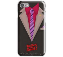 Better Call Saul - Suit No. #3 iPhone Case/Skin