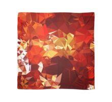 Mixed Reds Painting - Crystallized Art Effect Scarf