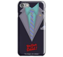 Better Call Saul - Suit No. #2 iPhone Case/Skin