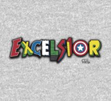 Excelsior! One Piece - Long Sleeve