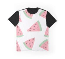 Watercolor watermelons. Graphic T-Shirt