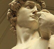 Michelangelo's David by AdelaideStreet