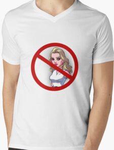 Willow Pape Mens V-Neck T-Shirt