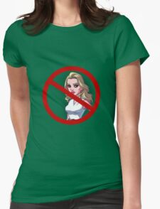 Willow Pape Womens Fitted T-Shirt