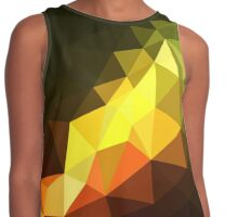 Aurora - Crystallized Art Effect Contrast Tank