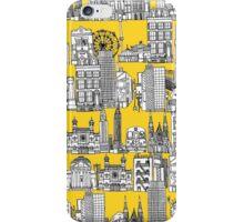 New York yellow iPhone Case/Skin