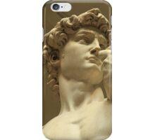 Michelangelo's David iPhone Case/Skin