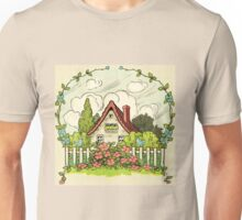 The House At The End Of Storybook Lane Unisex T-Shirt