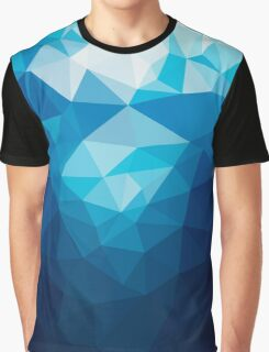 Under the Sea - Crystallized Art Effect Graphic T-Shirt