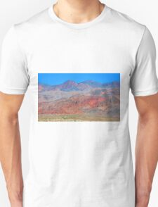 Colorful Death Valley Unisex T-Shirt