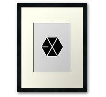 EXO 3 Framed Print