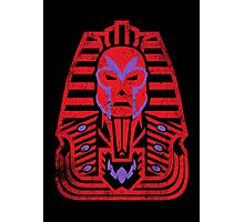 Pharaoh of Magnets Photographic Print