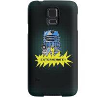 Time And Relative Pixels: Dalek Samsung Galaxy Case/Skin