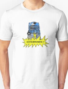 Time And Relative Pixels: Dalek T-Shirt