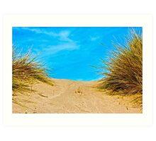 Dune Art Print