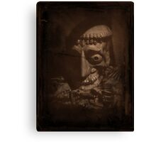 Tomb Mind Canvas Print