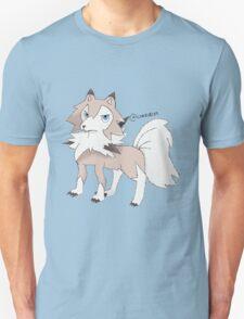 Lycanroc Midday Form Unisex T-Shirt