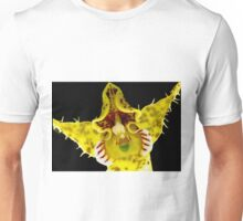 Hip Hop - Orchid Alien Discovery Unisex T-Shirt