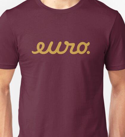 euro (1) Unisex T-Shirt