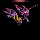 Evangelion Epic Unit 01 by barrettbiggers