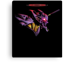 Evangelion Epic Unit 01 Canvas Print