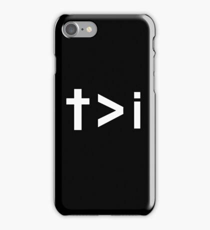 He Must Increase But i Must Decrease iPhone Case/Skin