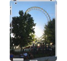 Roller coaster iPad Case/Skin