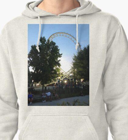Roller coaster Pullover Hoodie