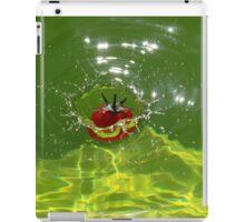 Tomato juice iPad Case/Skin