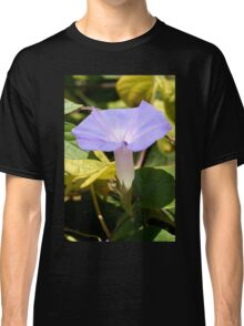 Purple Morning Glory Classic T-Shirt