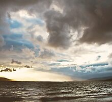 Stormy Evening, Buncrana Co. Donegal, Ireland. by Y-Control