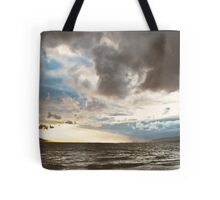 Stormy Evening, Buncrana Co. Donegal, Ireland. Tote Bag