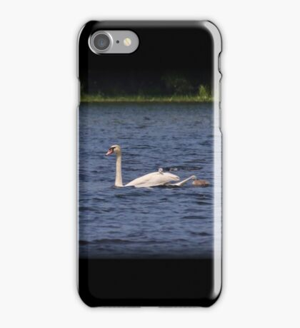 Hitching A Ride iPhone Case/Skin