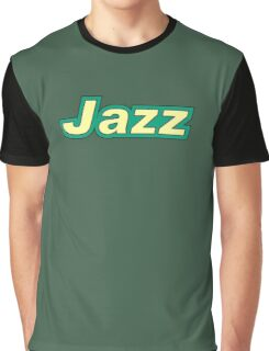 Wonderful jazz Graphic T-Shirt
