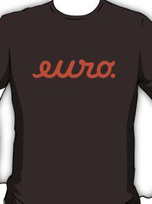 euro (4) T-Shirt