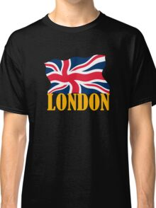 LONDON GOLD Classic T-Shirt