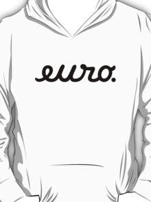 euro (5) T-Shirt