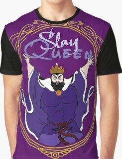 SLAY QUEEN Graphic T-Shirt