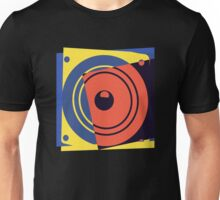 Pop Art Music Speaker Unisex T-Shirt