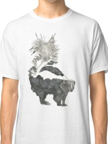 Skunk Painting  Classic T-Shirt