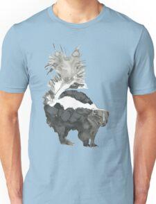 Skunk Painting  Unisex T-Shirt
