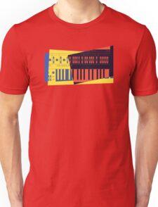 Pop Art Synth 101 Unisex T-Shirt