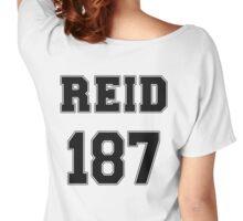 Reid Jersey Design #187 Women's Relaxed Fit T-Shirt