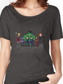 CROSSOVER Women's Relaxed Fit T-Shirt