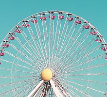Wheel In the Sky by mallorybottesch