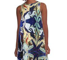 Soul Moves A-Line Dress