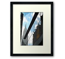 42 Madison Ave. & 5th Ave. NYC Framed Print