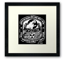 The King of Beers Framed Print