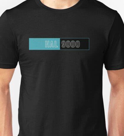 2001 A Space Odyssey Hal 9000 logo Unisex T-Shirt